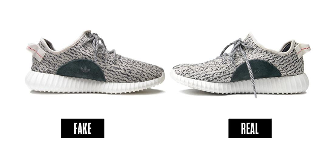نحوه تشخیص کفش اصل