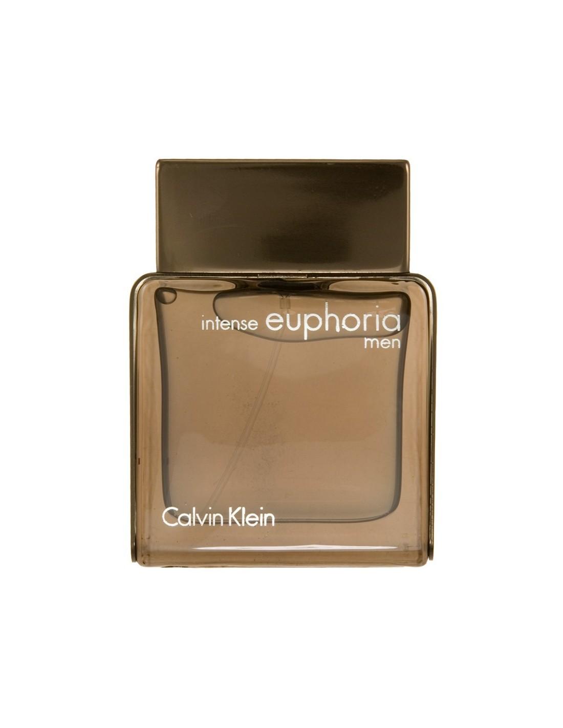 26d49677e عطر کالوین کلین ایفوریا اینتنس (سی کی یوفوریا اینتنس) مردانه Calvin Klein  Euphoria Intense