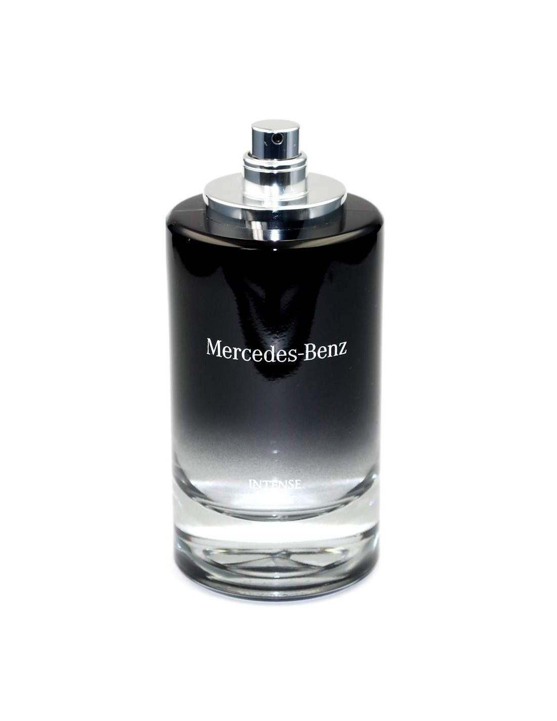 تستر عطر مرسدس بنز اینتنس مردانه Mercedes Benz Intense اصل