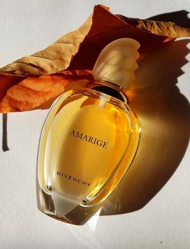 بررسی، مشاهده قیمت و خرید عطر (ادکلن) جیوانچی اماریج Givenchy Amarige اصل