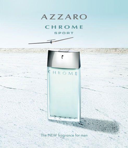 بررسی، مشاهده قیمت و خرید عطر (ادکلن) آزارو کروم اسپرت Azzaro Chrome Sport اصل