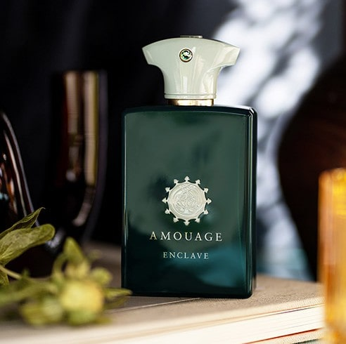 بررسی مشاهده قیمت و خرید عطر (ادکلن) آمواج (آمواژ) انکلیو Amouage Enclave اصل