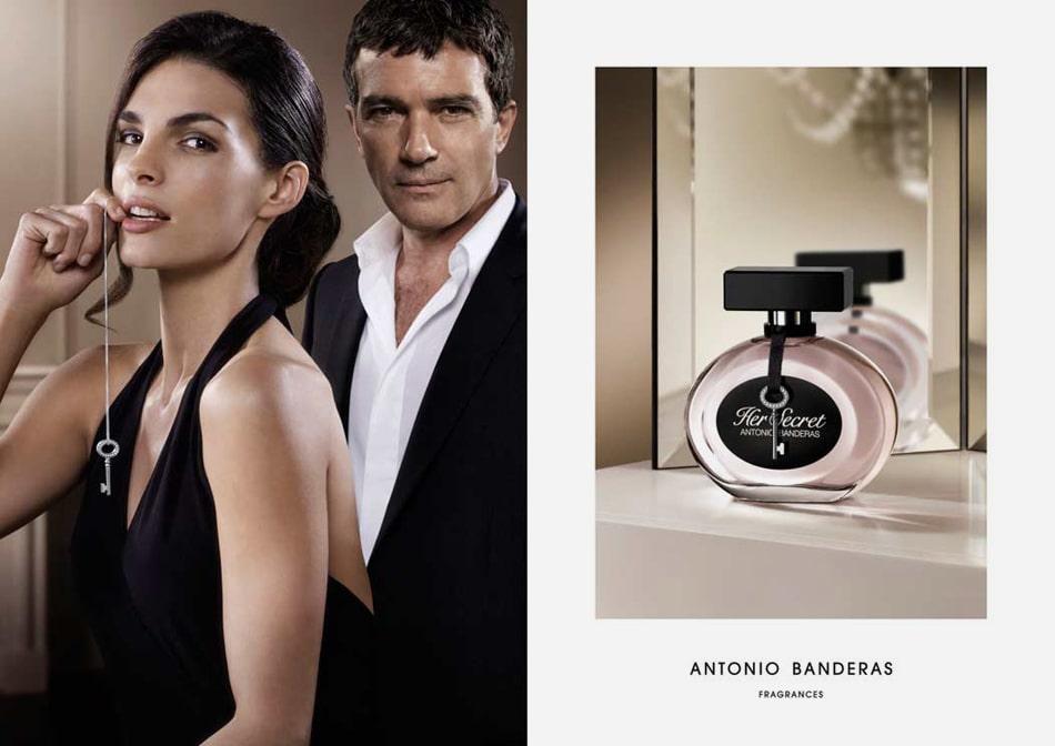 قیمت خرید فروش عطر ادکلن آنتونیو باندراس هر سکرت (سیکرت) زنانه Antonio Banderas Her Secret