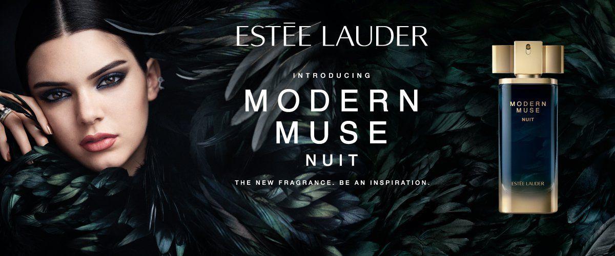 بررسی، مشاهده قیمت و خرید عطر (ادکلن) استی لودر مدرن موس نویت Estee Lauder Modern Muse Nuit اصل