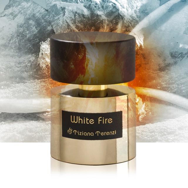 بررسی، مشاهده قیمت و خرید عطر (ادکلن) تیزیانا ترنزی وایت فایر Tiziana Terenzi White Fire اصل