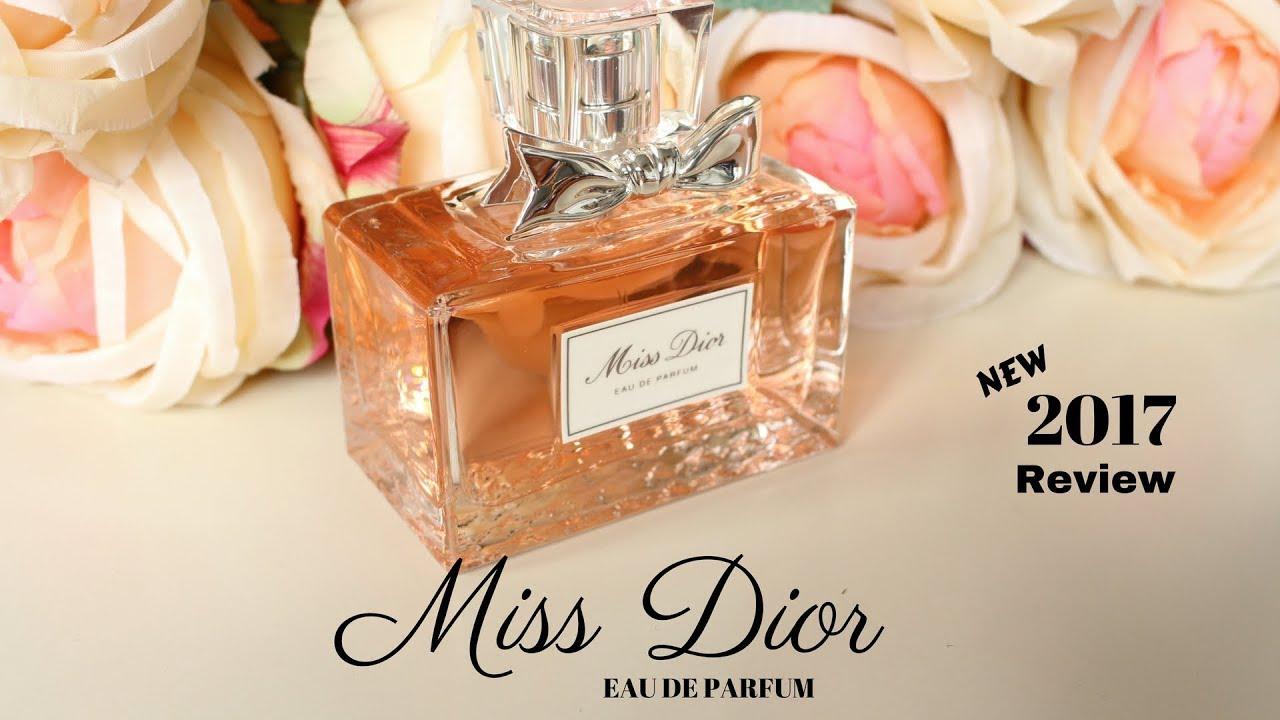 بررسی، مشاهده قیمت و خرید عطر (ادکلن) دیور میس دیور ادو پرفیوم ۲۰۱۷ - Dior Miss Dior EDP 2017 اصل