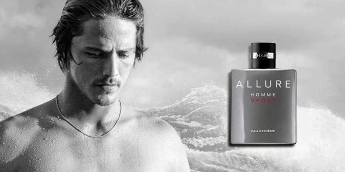 بررسی، مشاهده قیمت و خرید عطر (ادکلن) شنل آلور هوم اسپرت اکستریم (الور هوم) Chanel Allure Homme Sport  Eau Extreme اصل