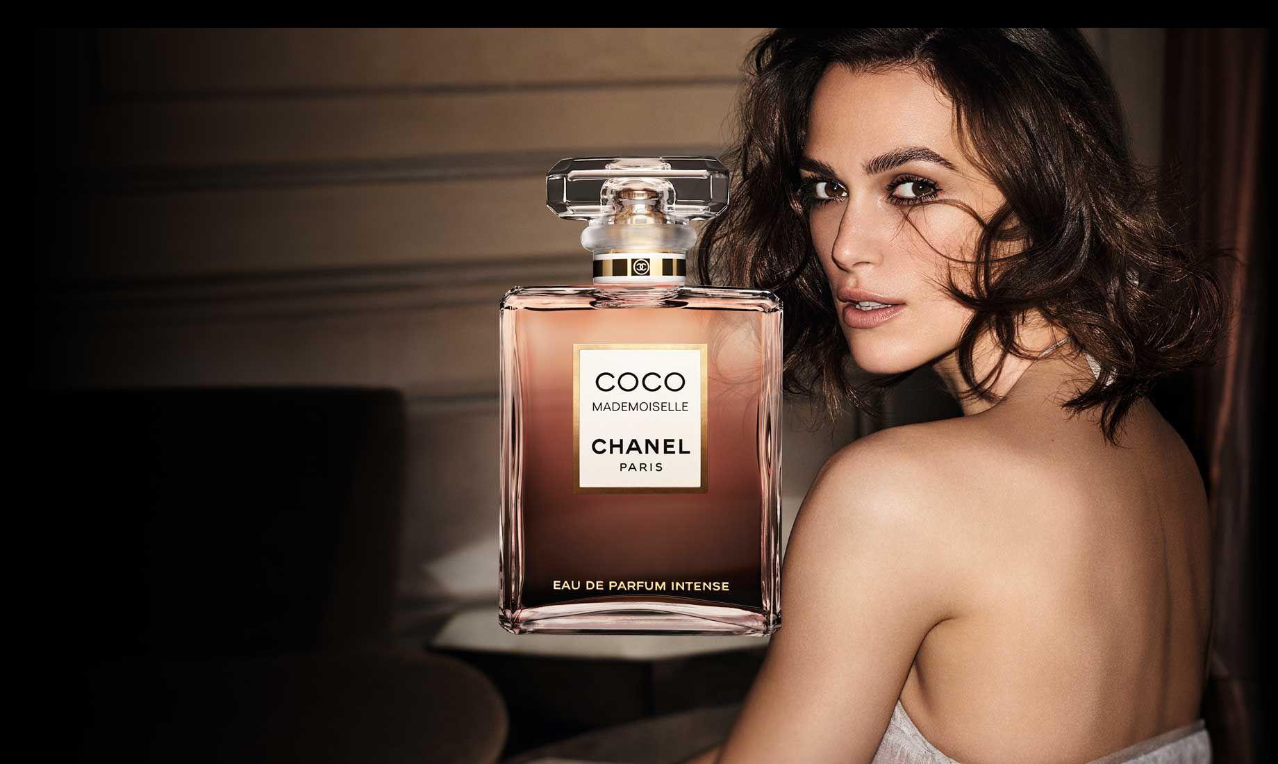 بررسی، مشاهده قیمت و خرید عطر (ادکلن) شنل کوکو مادمازل اینتنس Chanel Coco Mademoiselle Intense اصل