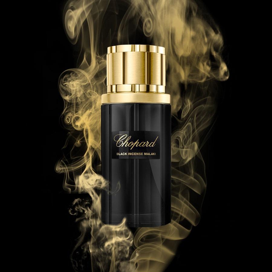 بررسی، مشاهده قیمت و خرید عطر (ادکلن) شوپارد (چوپارد) بلک اینسنس (انسنس) ملکی Chopard Black Incense Malaki اصل