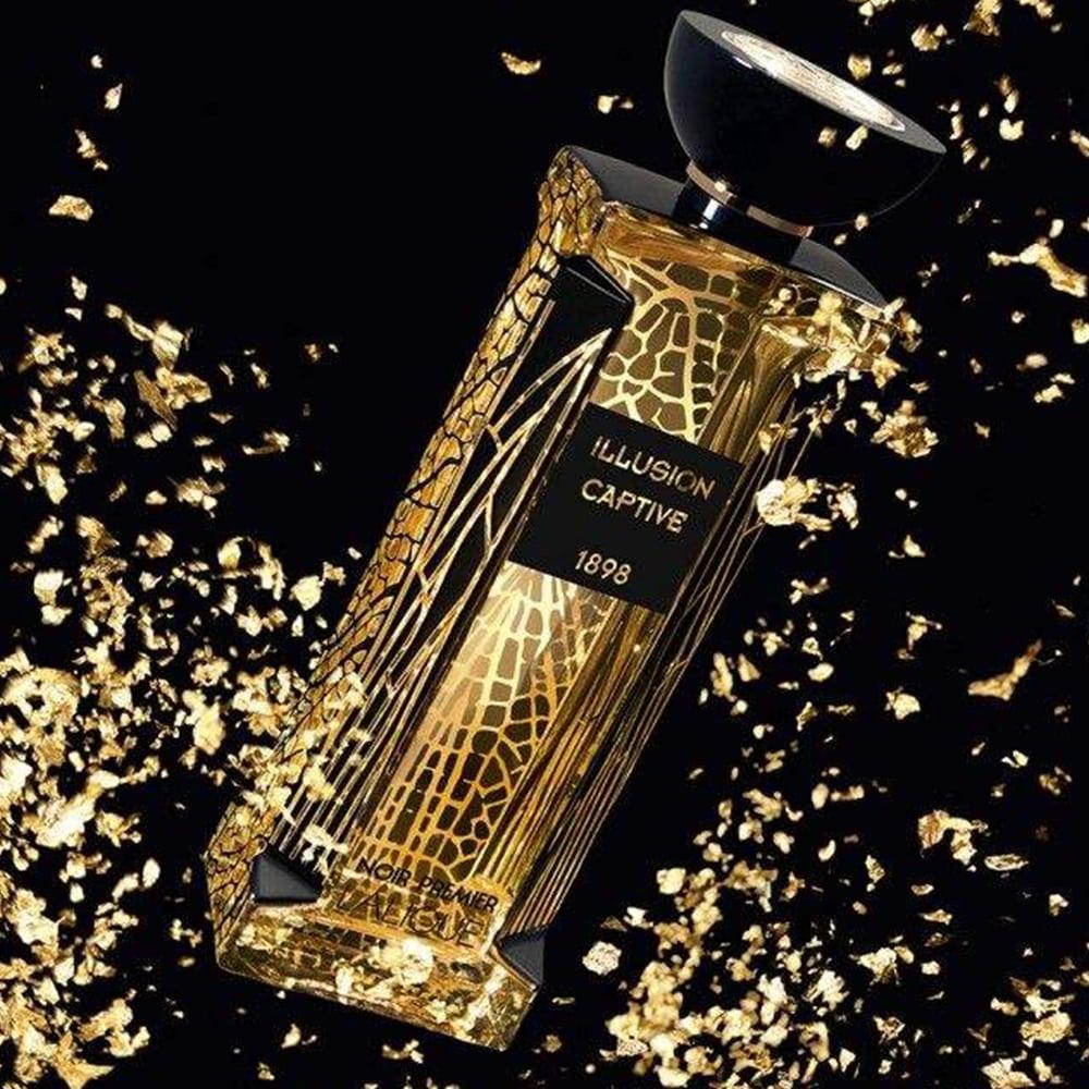بررسی، مشاهده قیمت و خرید عطر (ادکلن) لالیک ایلوشن کاپتیو Lalique Illusion Captive اصل