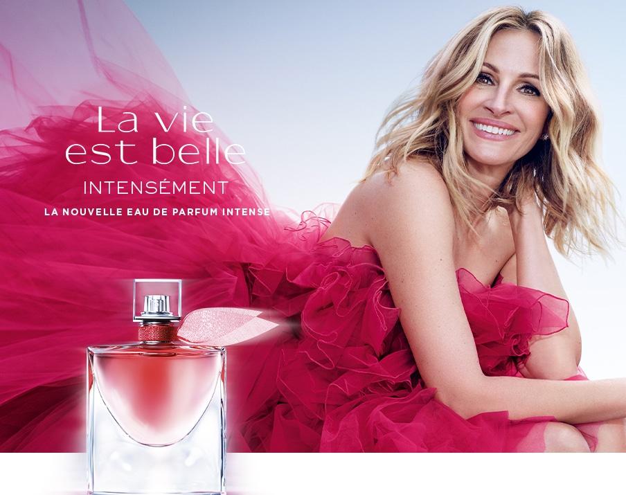 بررسی، مشاهده قیمت و خرید عطر (ادکلن) لانکوم لا ویه است بل اینتنسمنت (بله اینتنسمنت) Lancome La Vie Est Belle Intensément اصل