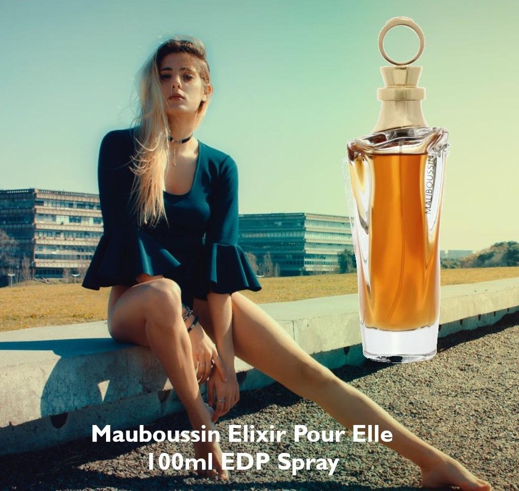 بررسی، مشاهده قیمت و خرید عطر (ادکلن) مابوسین الکسیر پور اله Mauboussin Elixir Pour Elle اصل