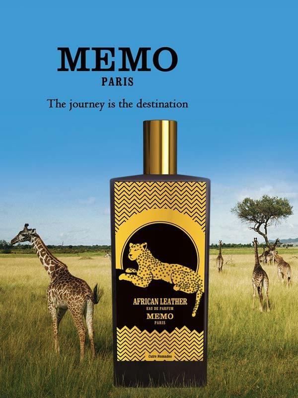 بررسی، مشاهده قیمت و خرید عطر (ادکلن) ممو پاریس آفریکن لدر Memo Paris African Leather اصل