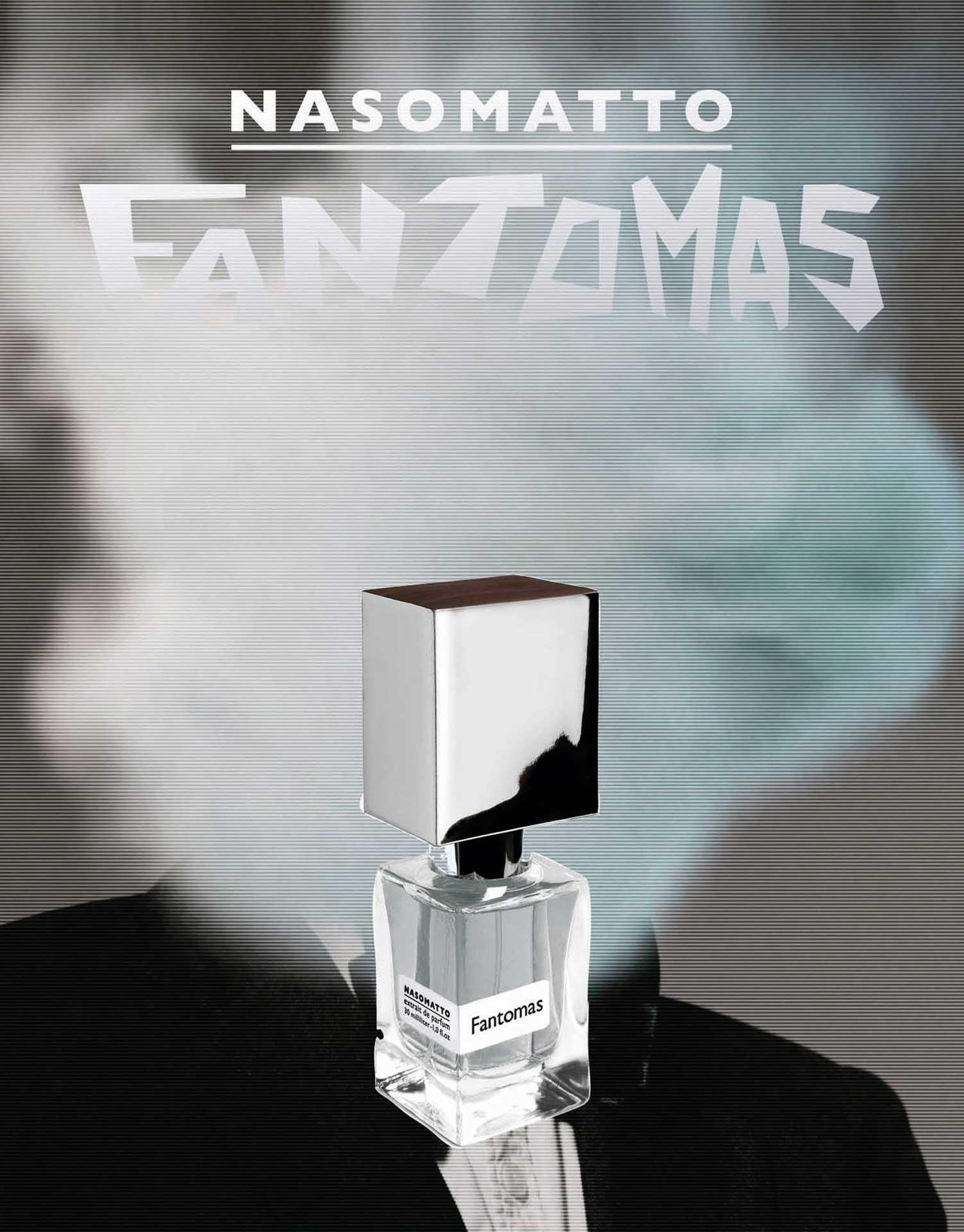 بررسی، مشاهده قیمت و خرید عطر (ادکلن) ناسوماتو فانتوماس Nasomatto Fantomas اصل
