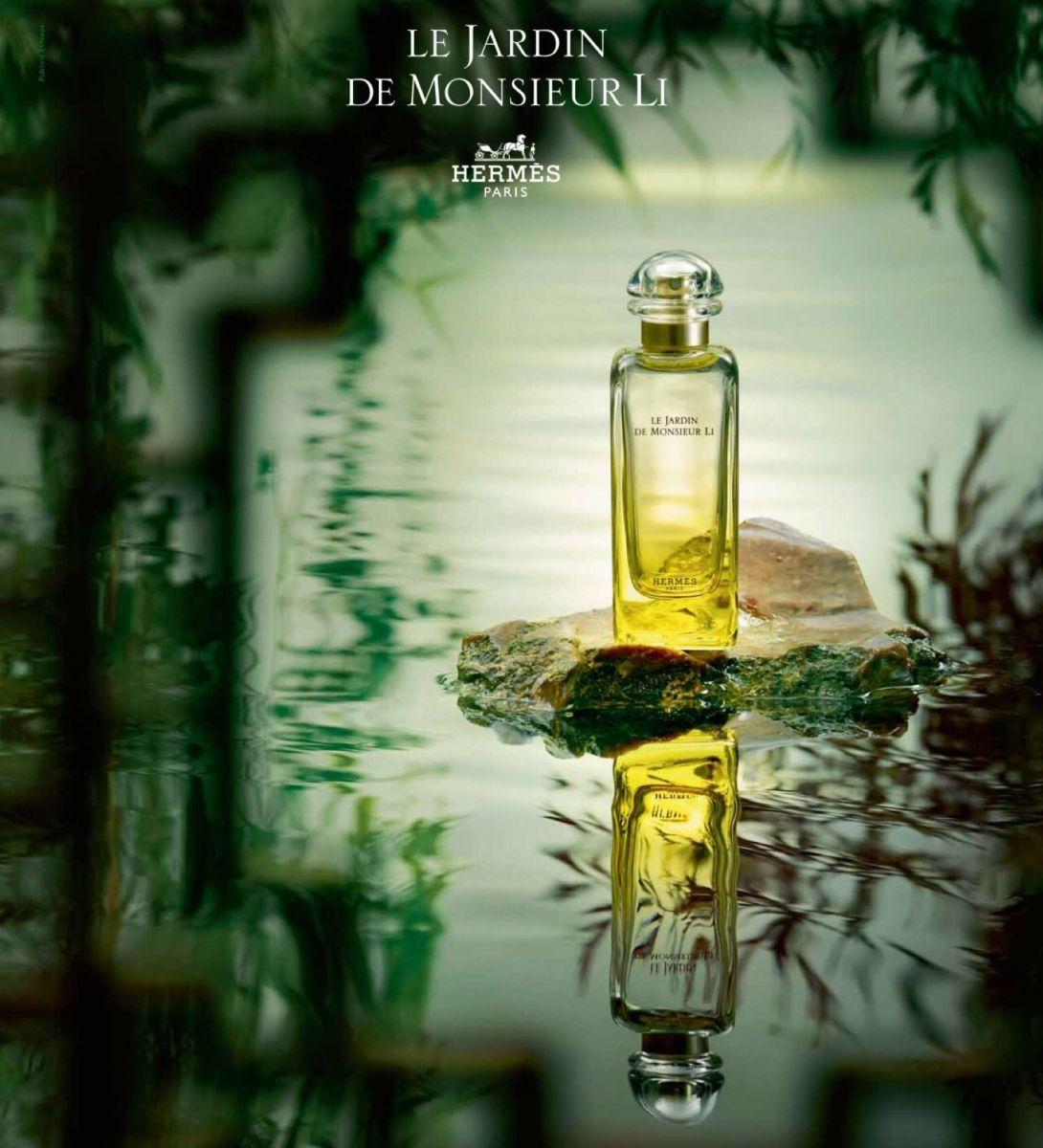 بررسی، مشاهده قیمت و خرید عطر (ادکلن) هرمس له جاقدن د موسیو لی Hermes Le Jardin de Monsieur Li اصل