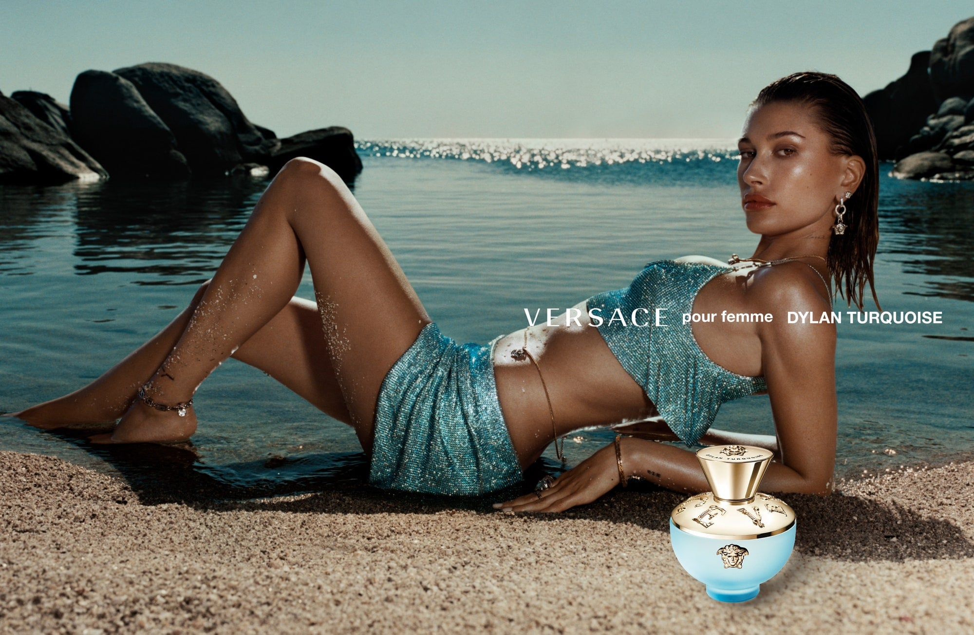 بررسی، مشاهده قیمت و خرید عطر (ادکلن) ورساچه دیلن تورکویز پور فمه Versace Dylan Turquoise Pour Femme اصل