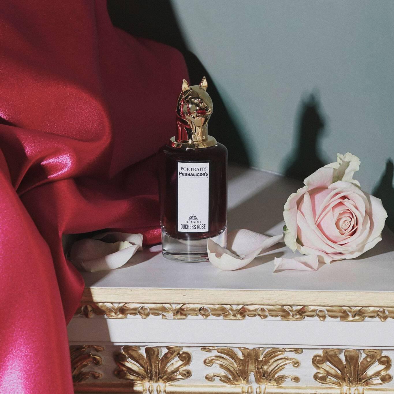 بررسی، مشاهده قیمت و خرید عطر (ادکلن) پنهالیگونز د کاوتد داچس رز Penhaligon's The Coveted Duchess Rose اصل