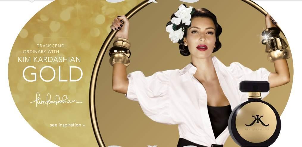 بررسی، مشاهده قیمت و خرید عطر (ادکلن) کیم کارداشیان گلد Kim Kardashian Gold اصل