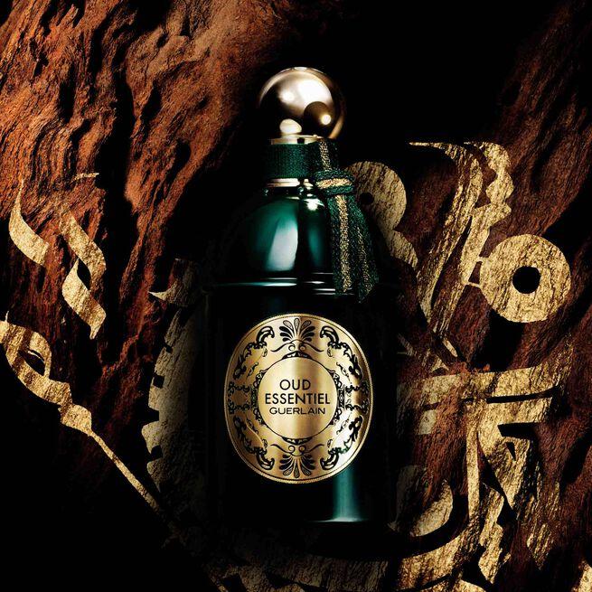 بررسی، مشاهده قیمت و خرید عطر (ادکلن) گرلن عود اسنشیال Guerlain Les Absolus d'Orient Oud Essentiel اصل