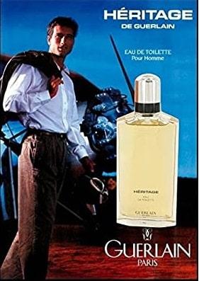 بررسی، مشاهده قیمت و خرید عطر (ادکلن) گرلن هریتج ادو تویلت Guerlain Heritage EDT اصل