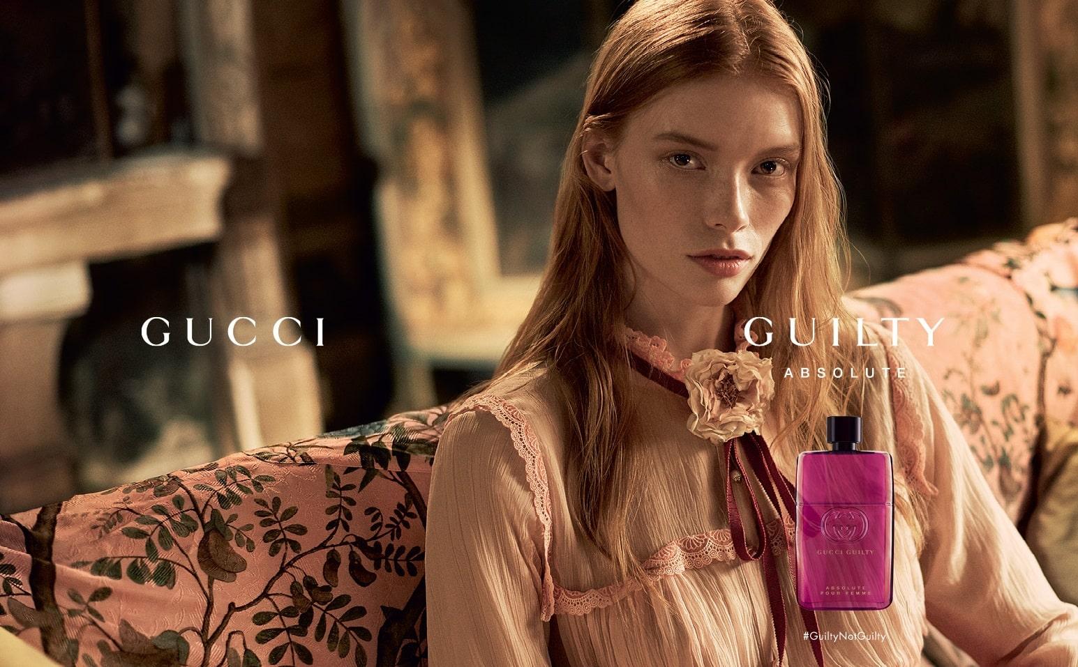 بررسی، مشاهده قیمت و خرید عطر (ادکلن) گوچی گیلتی ابسولوت پور فمه Gucci Guilty Absolute pour Femme اصل