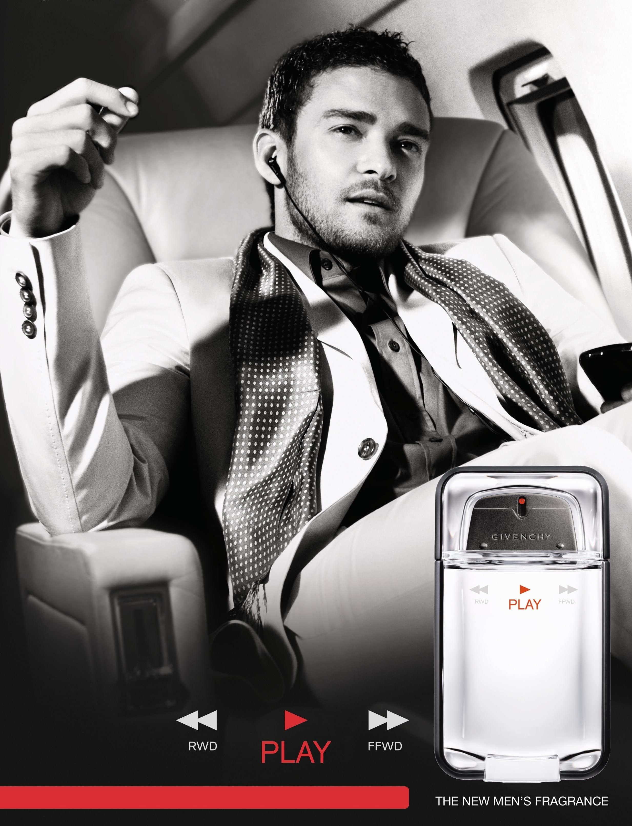 بررسی، مشاهده قیمت و خرید عطر (ادکلن) جیونچی پلی (جیوانچی پلی) Givenchy Play for Him EDT اصل