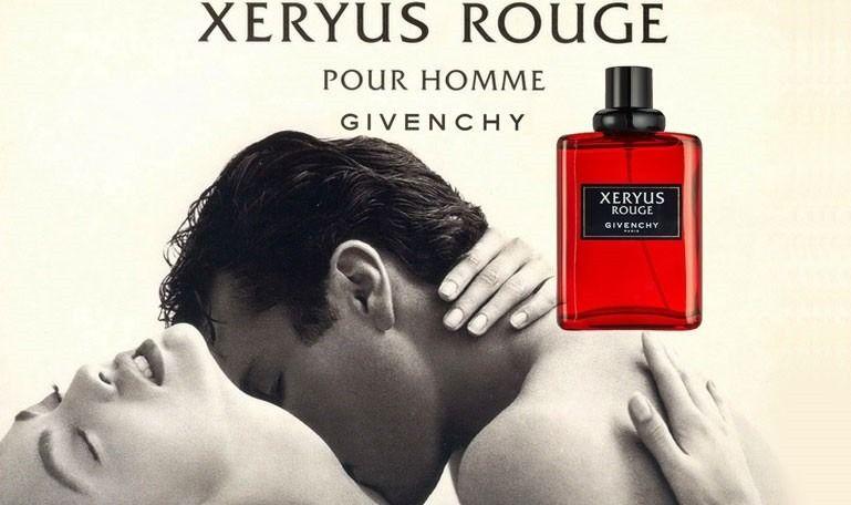 بررسی، مشاهده قیمت و خرید عطر (ادکلن) جیونچی زریوس روژ (ژیوانشی قرمز- زریوس رژ) Givenchy Xeryus Rouge اصل
