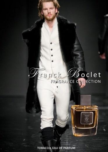 بررسی، مشاهده قیمت و خرید عطر (ادکلن) فرانک بوکلت توباکو (فرانک بوکل توباکو) Franck Boclet Tobacco اصل