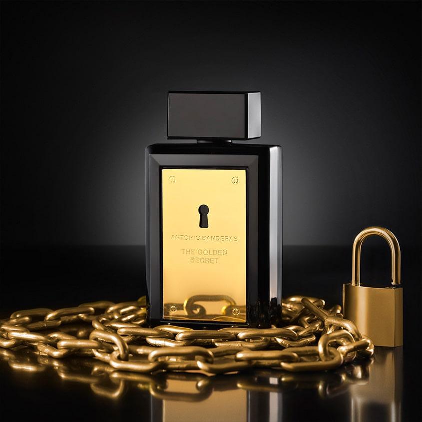 بررسی، مشاهده قیمت و خرید عطر (ادکلن) آنتونیو باندراس گلدن سکرت Antonio Banderas The Golden Secret اصل
