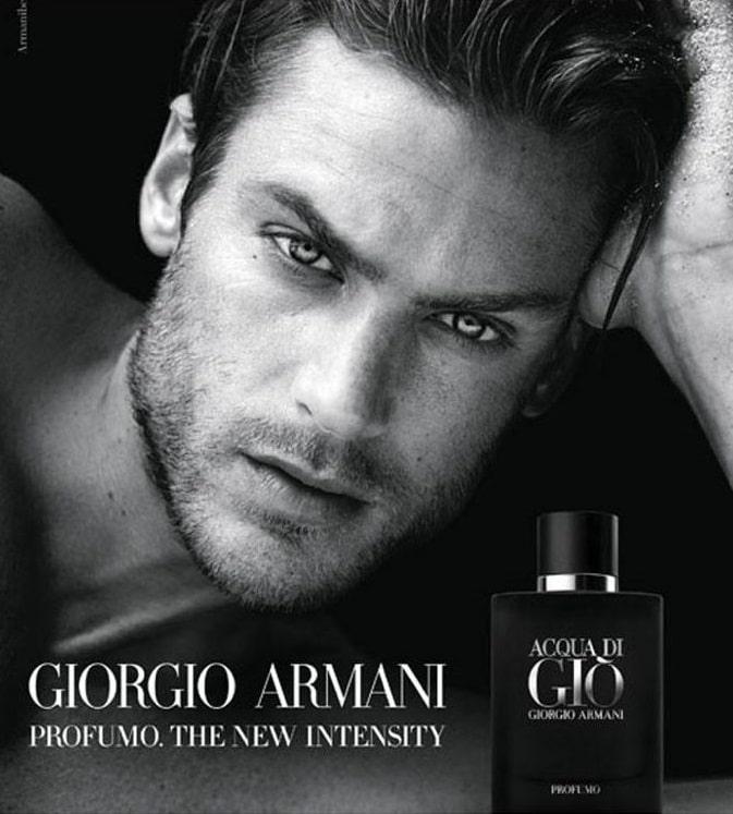 بررسی، مشاهده قیمت و خرید عطر (ادکلن) جیورجیو آرمانی آکوا دی جیو پروفومو (جورجیو آرمانی آکوا پروفوم) مردانه Giorgio Armani Acqua di Gio Profumo اصل